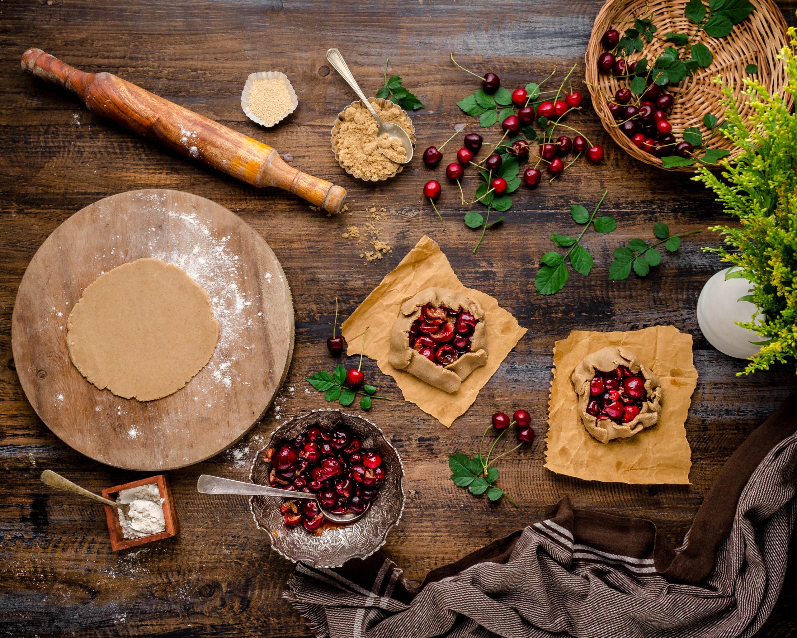 process shot cherry galette-5391-2