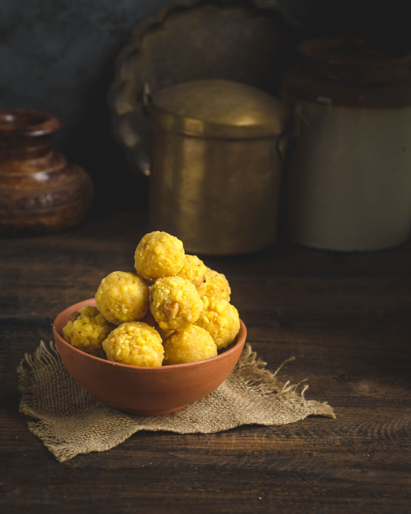 ladoo indian sweet