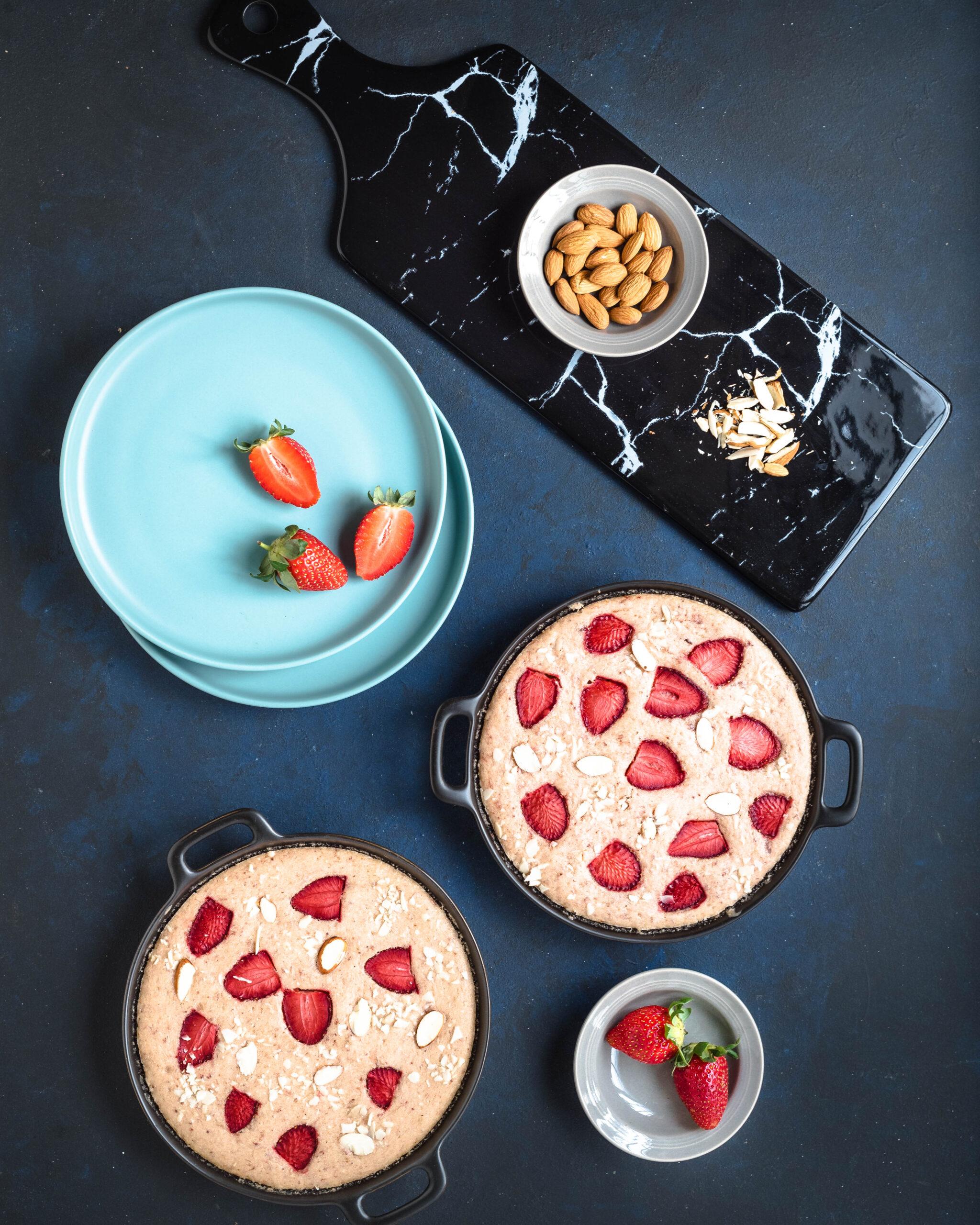 Strawberry bake-7181