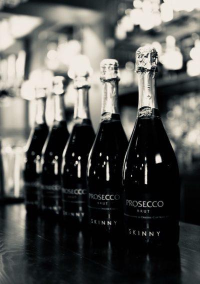 drink prosecco skinny