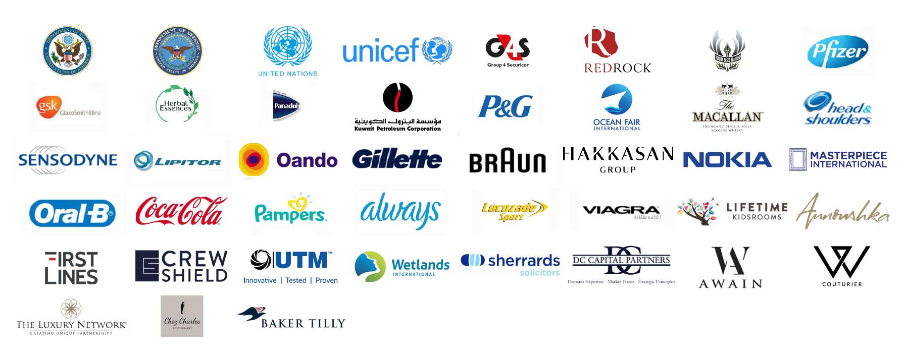 Evoke CLients & Partners