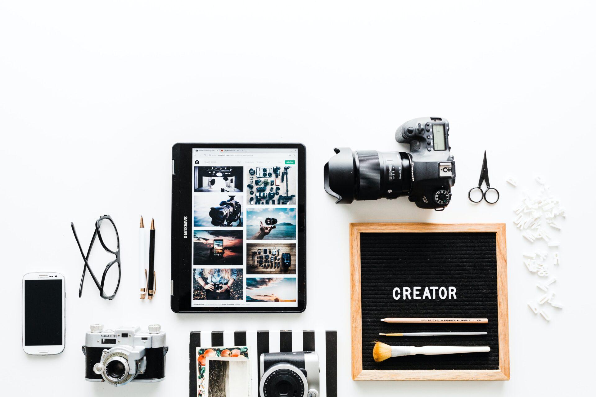 Creating Awesome Content - Evoke International Marketing, PR, Design, Strat Comms Dubai