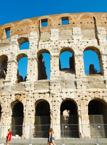 Exploring the Colosseum in Rome a Place of Legends