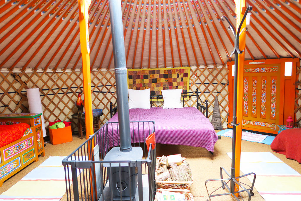 Hidden Valley Yurts (Yurt 1)