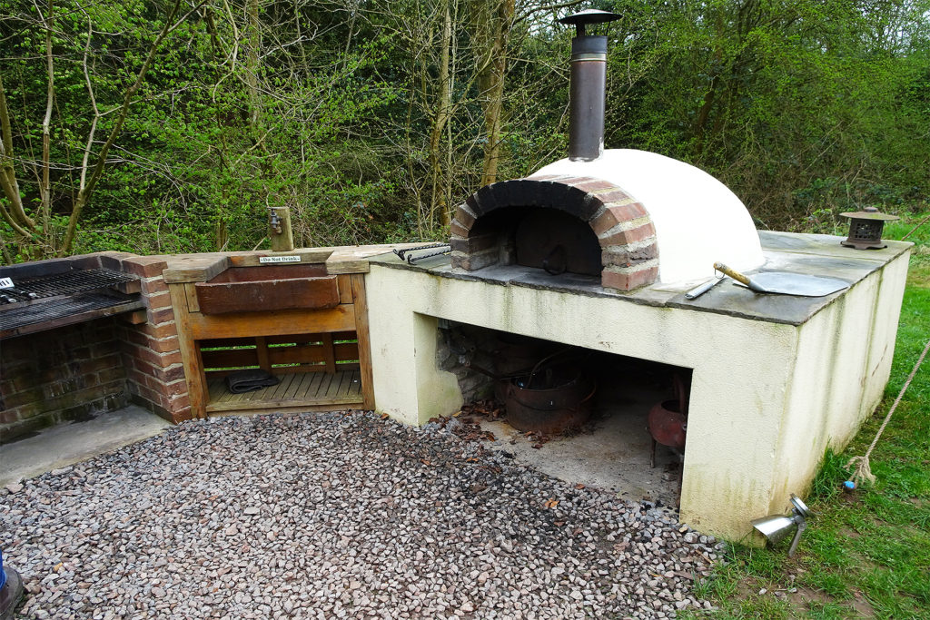 Hidden Valley Yurts (BBQ Area and Wood Burning Pizza Maker) One Epic Road Trip