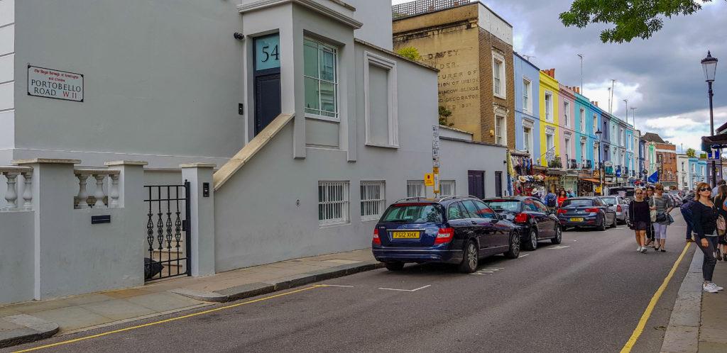 (Portobello Road) 11 London Film Locations - One Epic Road Trip