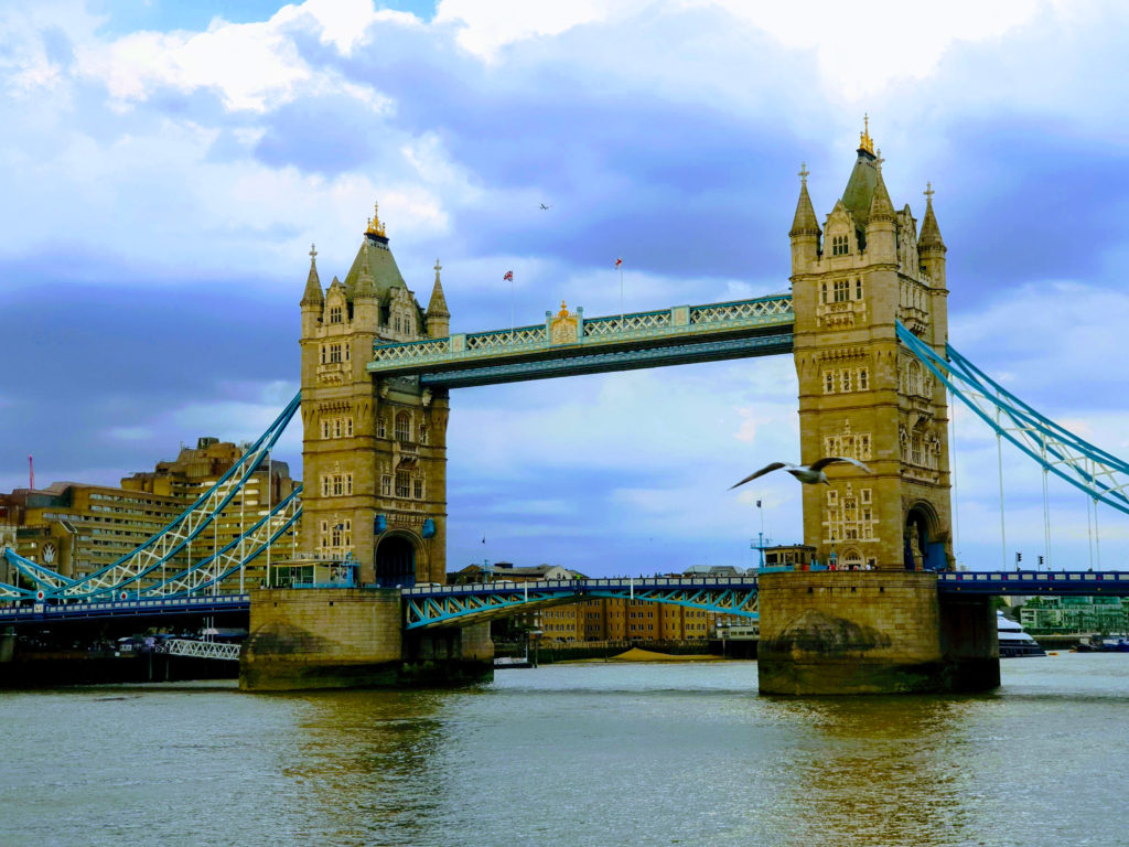 (Tower Bridge) 11 London Film Locations- One Epic Road Trip