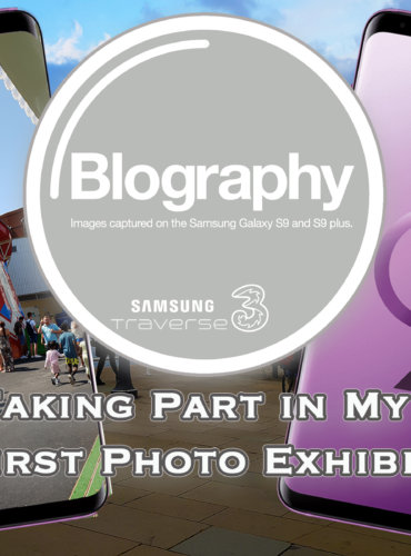 Taking Part in My First Photo Exhibition
