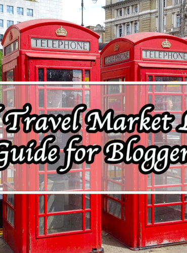 World Travel Market London Guide for Bloggers (Updated for 2019)