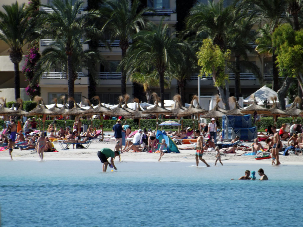 16 Things To Do In Alcudia, Mallorca - Alcudia Beach - One Epic Road Trip Blog