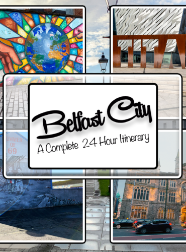 Belfast City; A Complete 24 Hour Itinerary