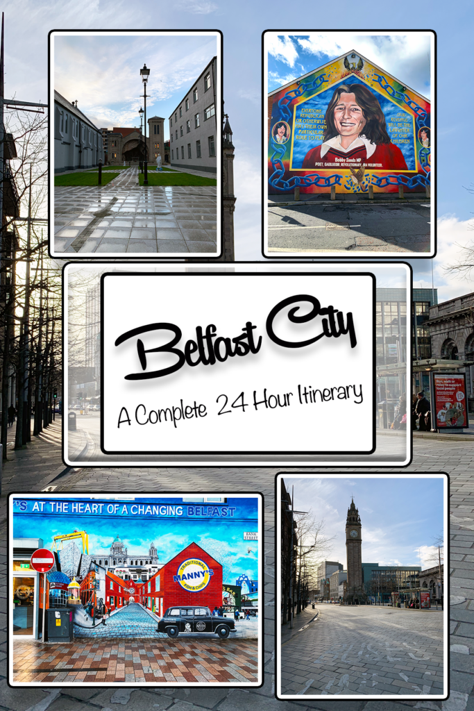 Belfast City; A complete 24 Hour Itinerary - One Epic Road Trip Blog