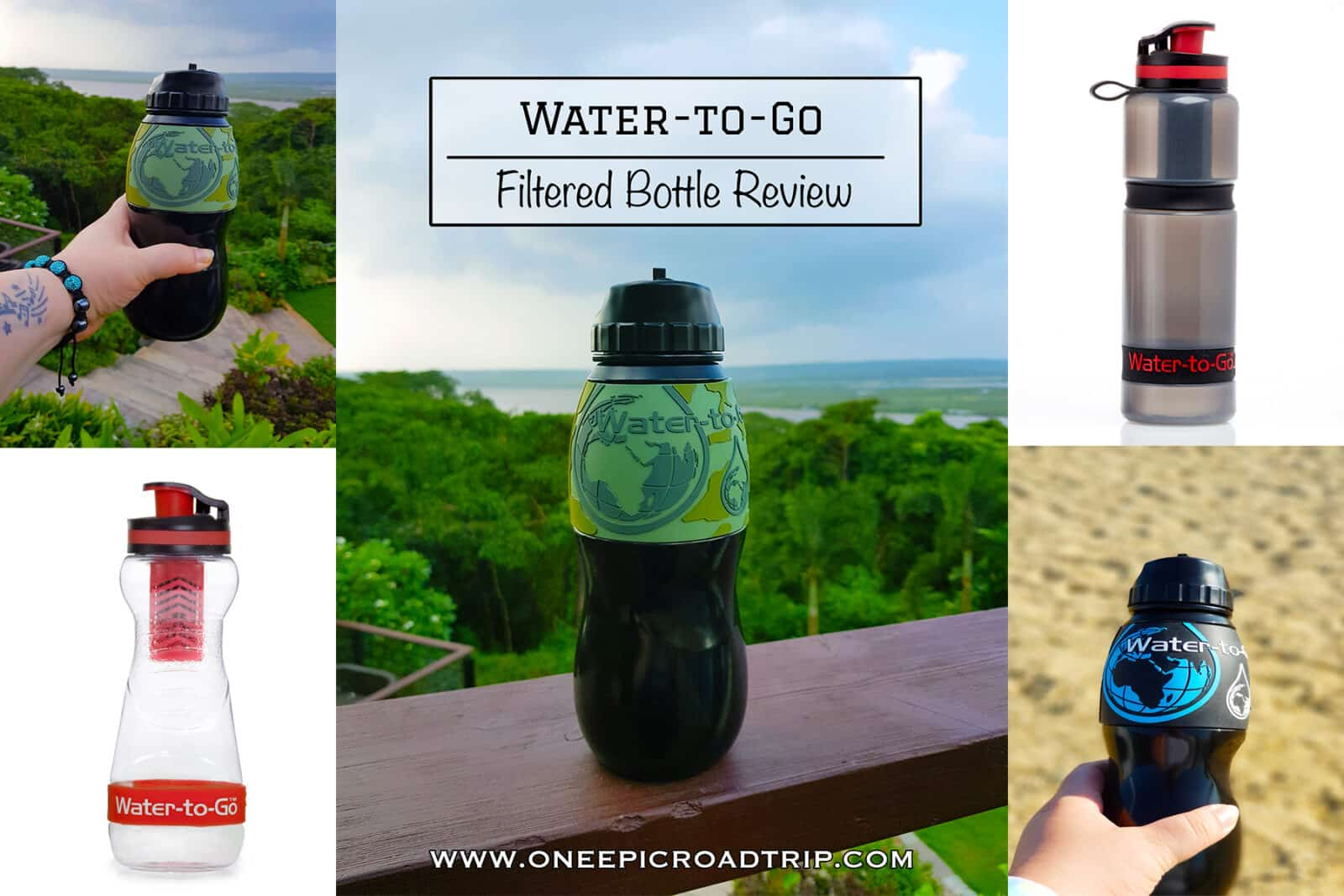 water to go filtered bottle - one epic road trip p3