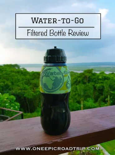 Water to Go Filter Bottle Review