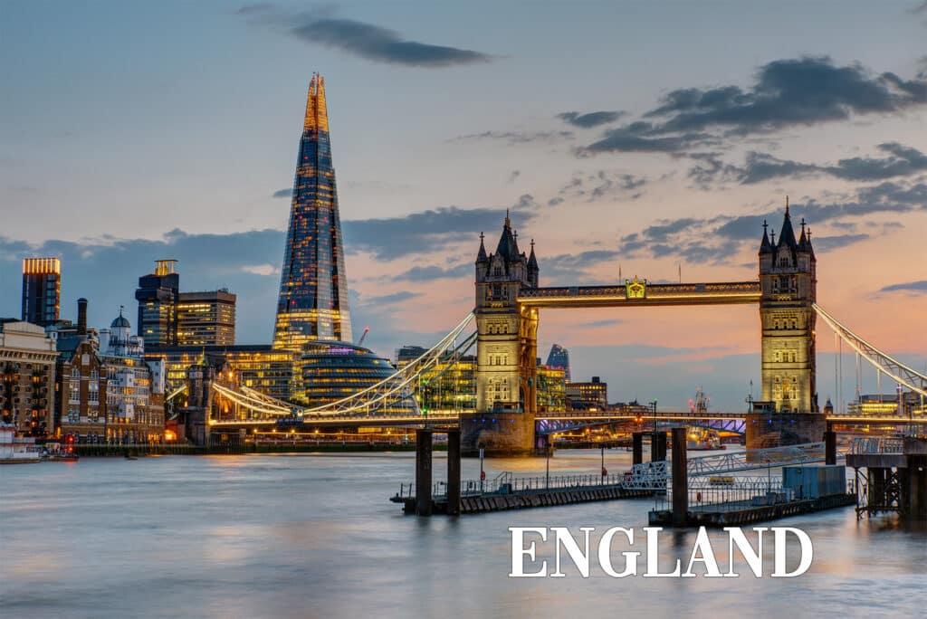 England - united kingdom