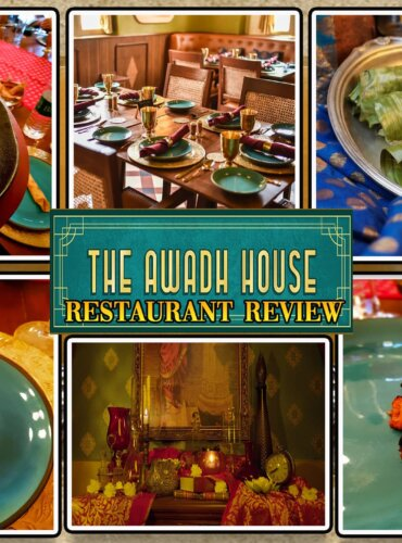 The Awadh House Restaurant in Panjim, Goa Review