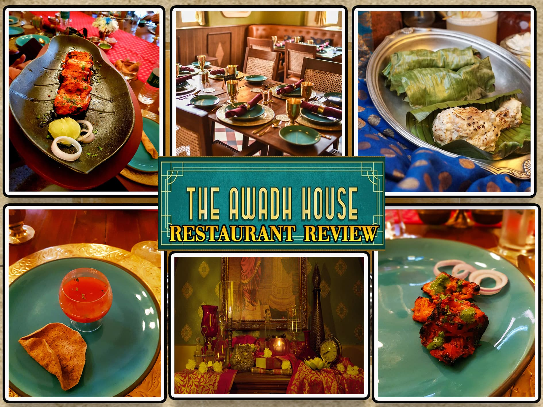 The Awadh House Restaurant Review - One Epic Road Trip Blog