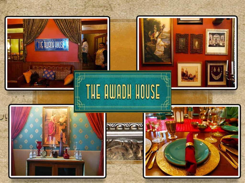 The Awadh House interior -One Epic Road Trip Blog