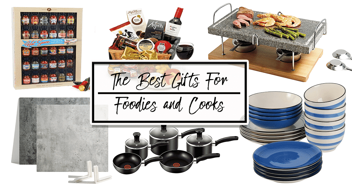 Gifts for Foodies and Cooks - One Epic Road Trip Blog