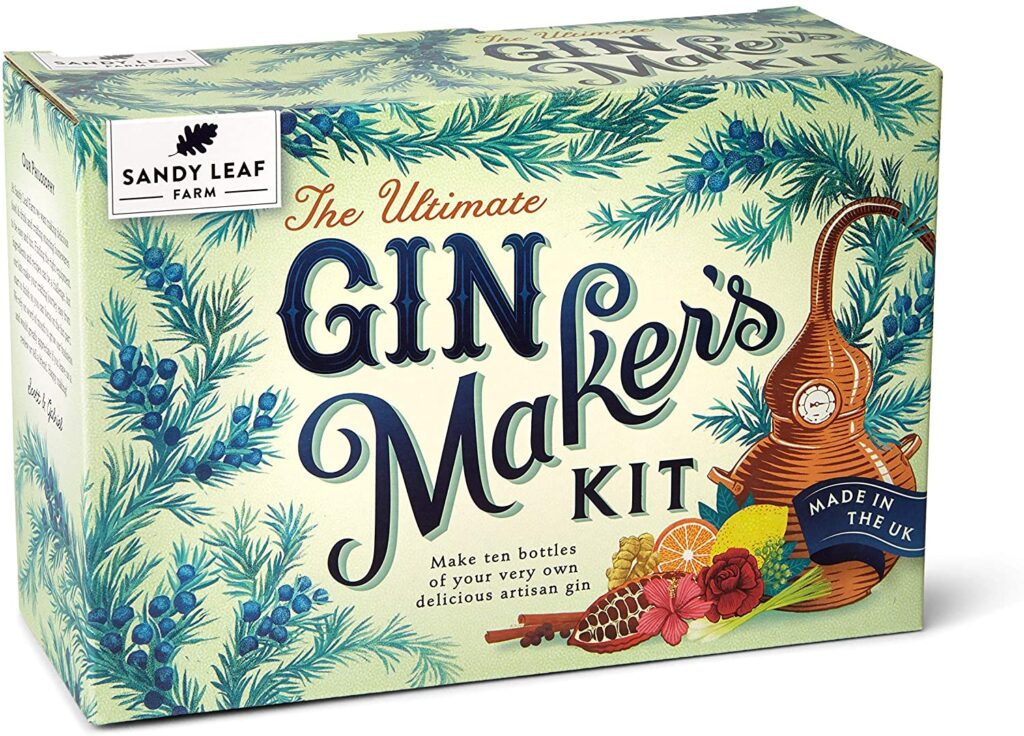 Sandy Leaf Farm Ultimate Gin Maker's Kit
