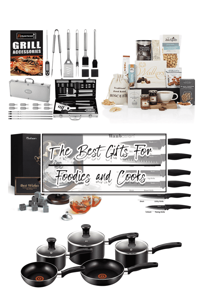 gifts for foodies and cooks pinetrest - one epic road trip blog