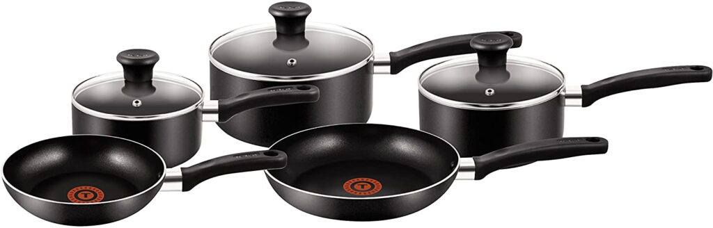 Best Gifts for Foodies, Cooks and Foodstagrammers - tefal 5 piece