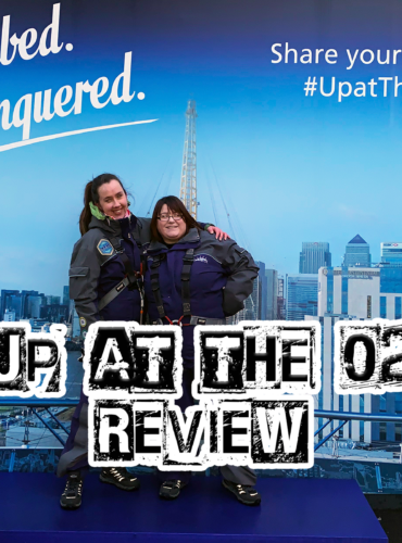 Up at the O2 Experience London Review