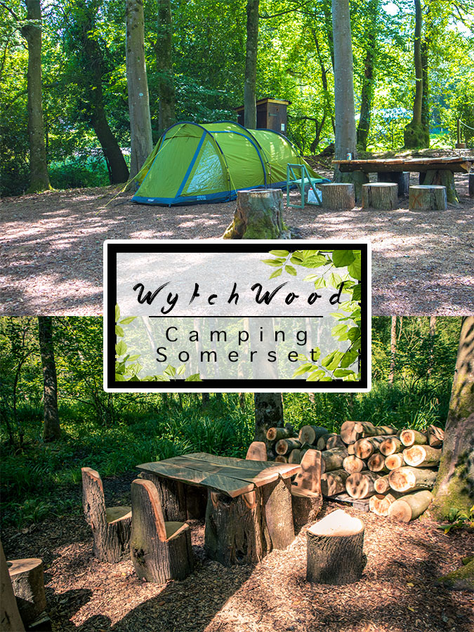 Wytch Wood Camping - Pinterest 1 One Epic Road Trip
