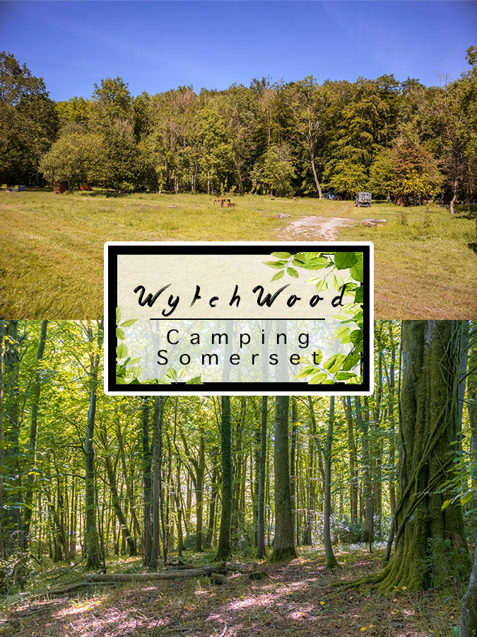 Wytch Wood Camping - Pinterest 2 One Epic Road Trip