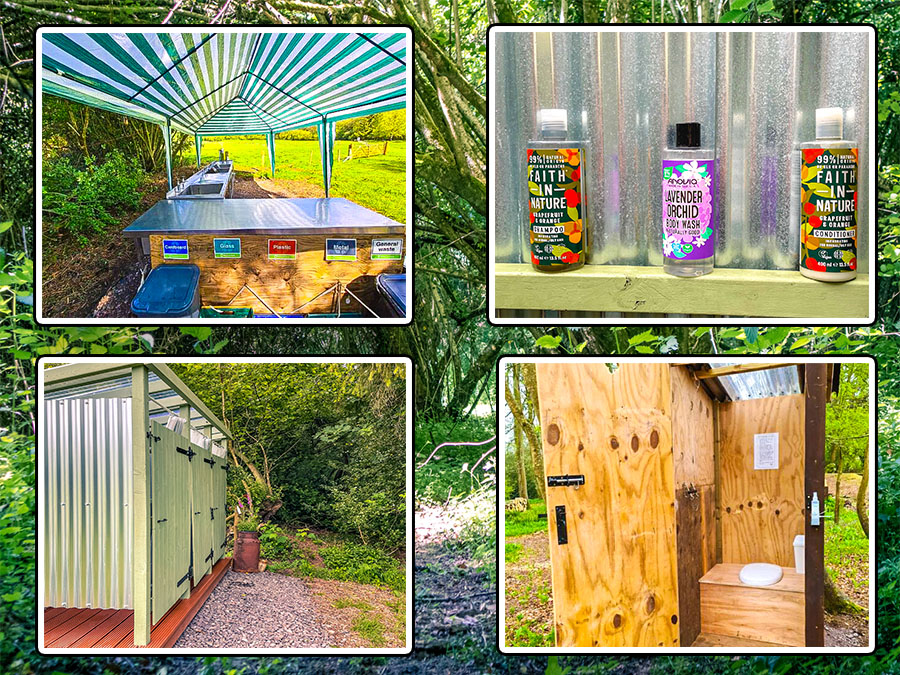 Wytch wood camping extras -one epic road trip blog