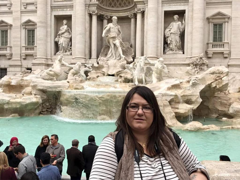 lisa - one epic road trip in Italy