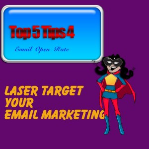 Top 5 Tips to Improve Email Open Rates-email marketing
