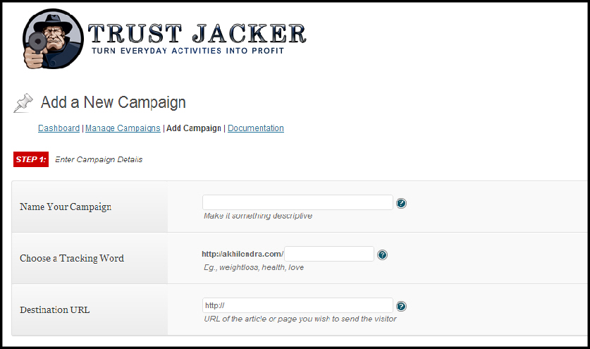 online money making with trustjacker
