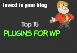 top 15 must have wordpress plugins