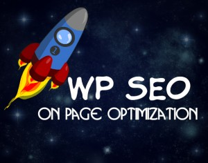 wordpress on page optimization seo