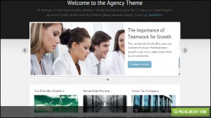 agency studiopress themes