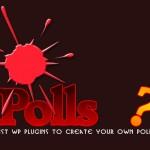 Best poll plugins for wordpress