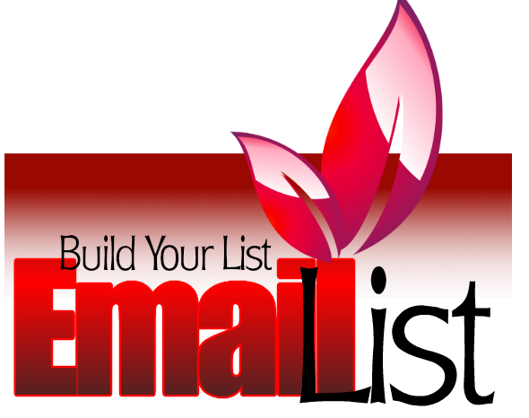 Email List Building for email marketing