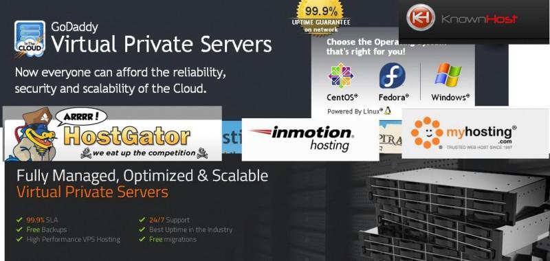 best vps host-Hostgator Vs Godaddy website hosting
