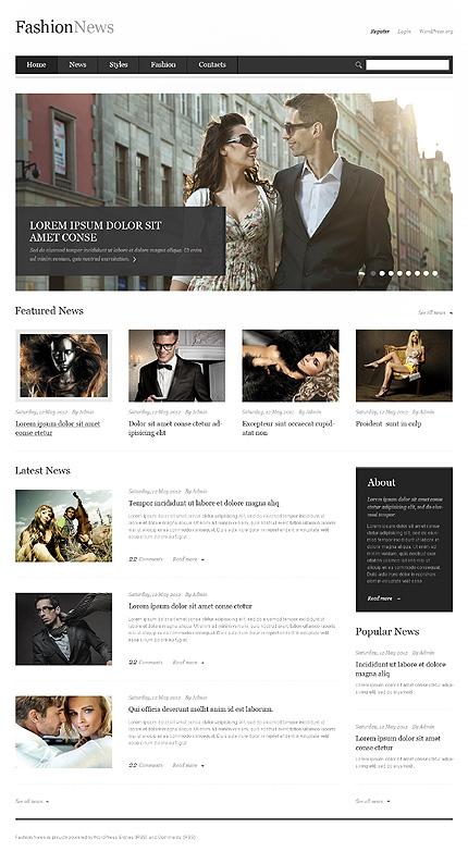 fashion news blog