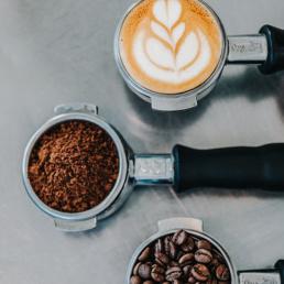 Coffee, Grind & Beans