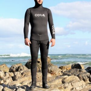 Coral 5mm Double Nylon Wetsuit