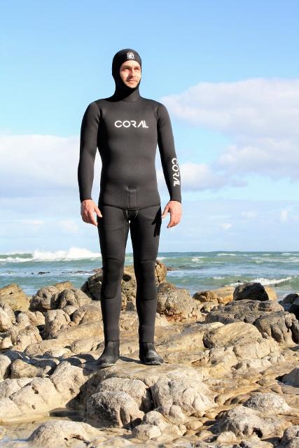 Coral 5mm Double Nylon Wetsuit