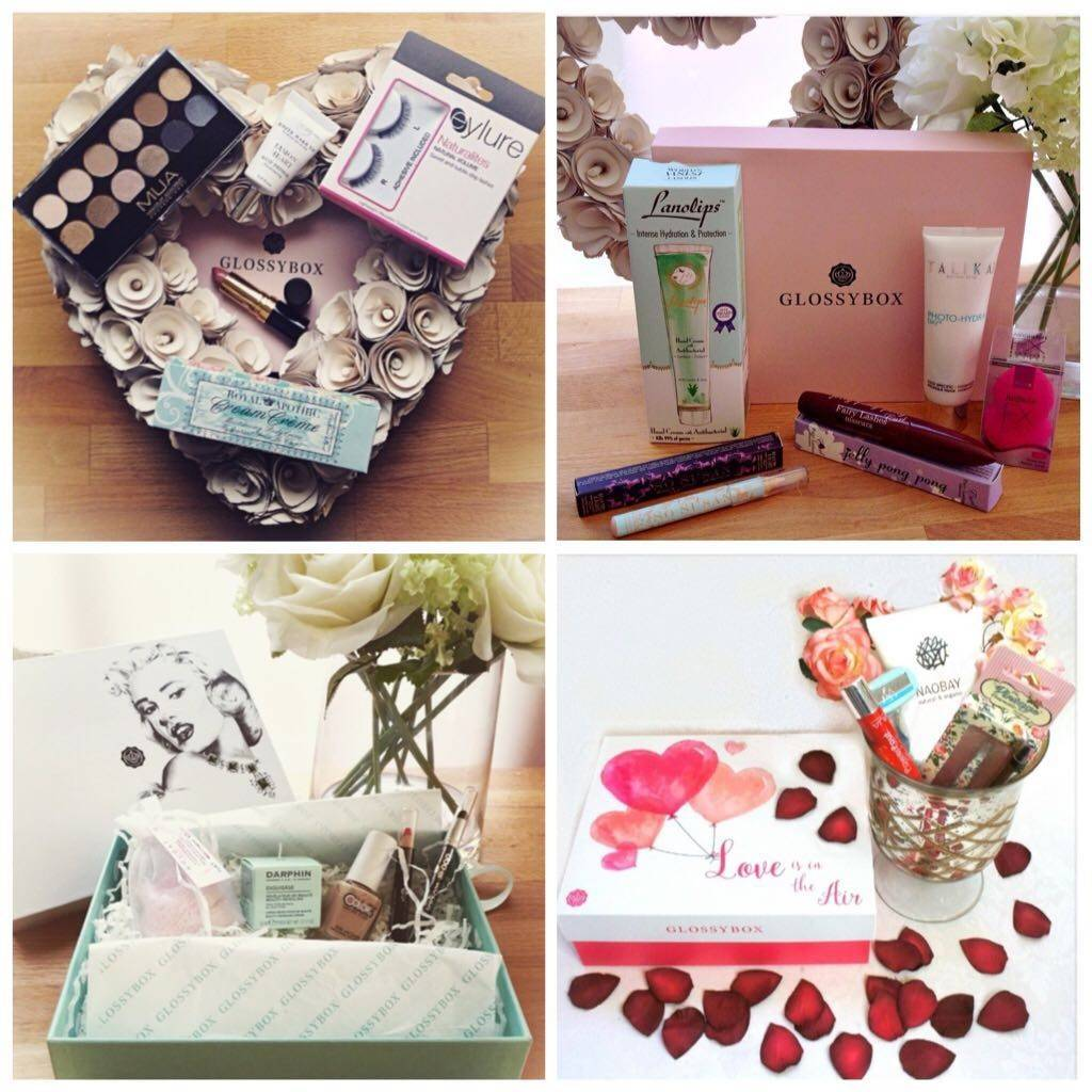House of Paper Doll Glossybox Instagram