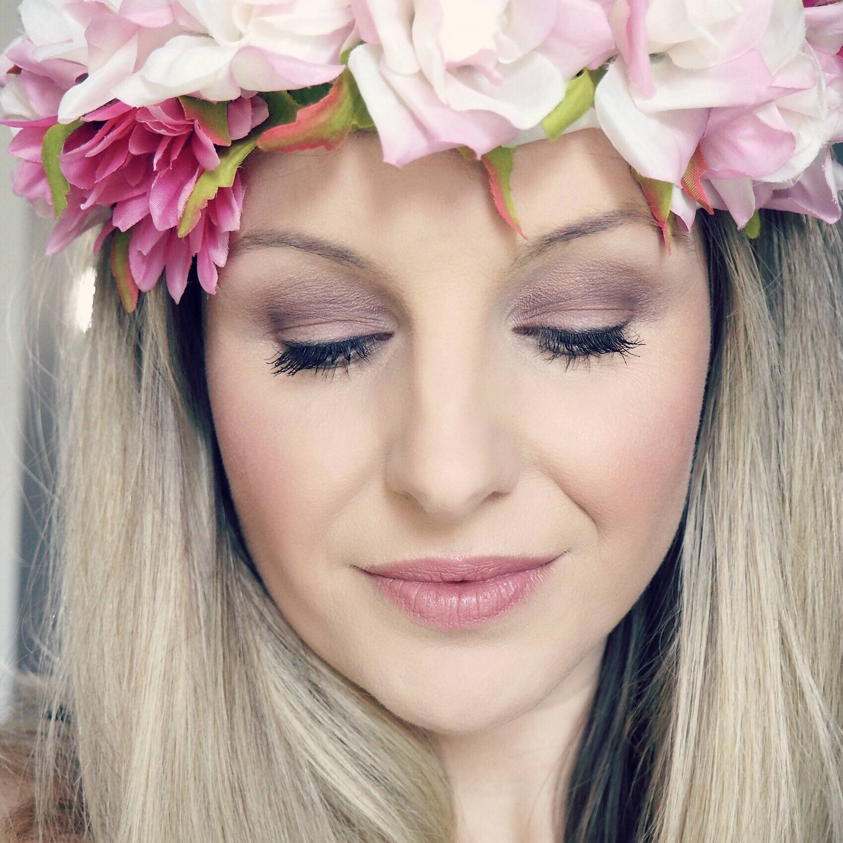 Soft Romantic Bridal Makeup Look