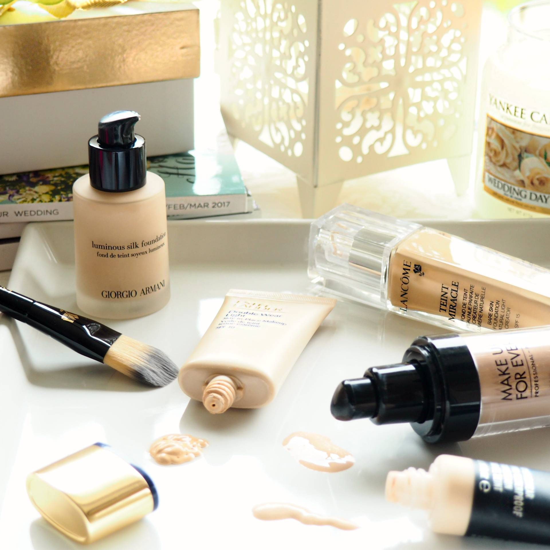 Tips for choosing the Best Bridal Makeup Foundation