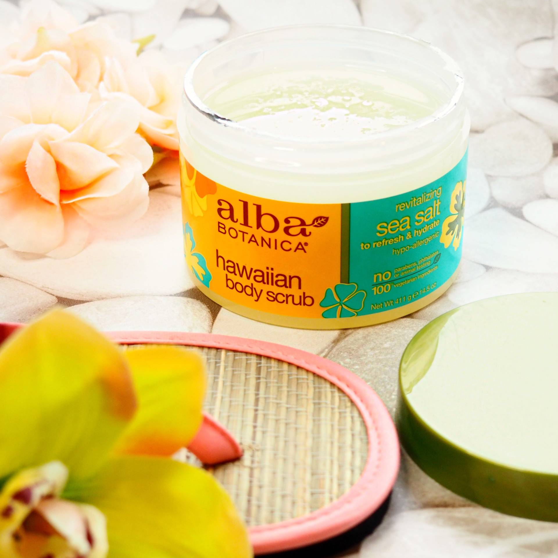 Alba Botanica Hawaiian Body Scrub