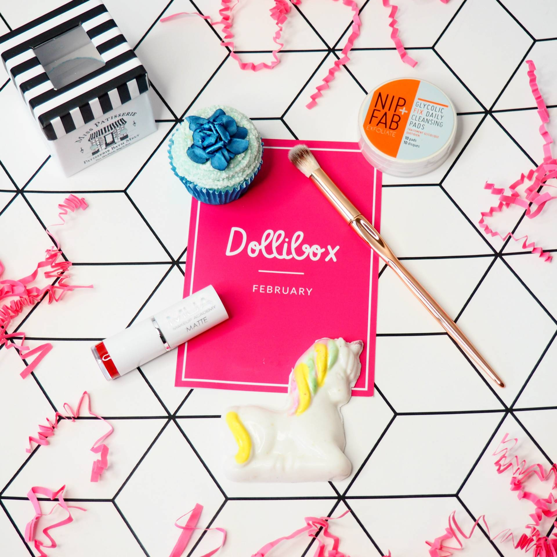 Dollibox February 2017 Review