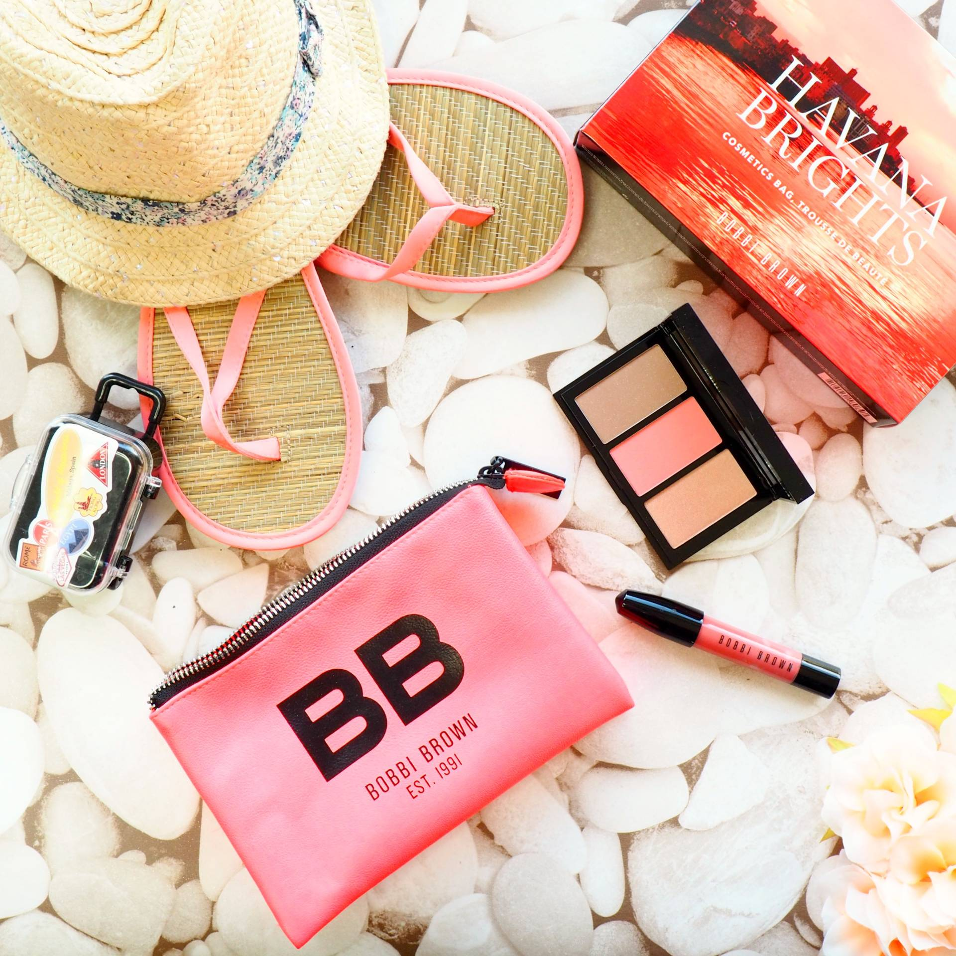 Bobbi Brown Havana Brights Collection
