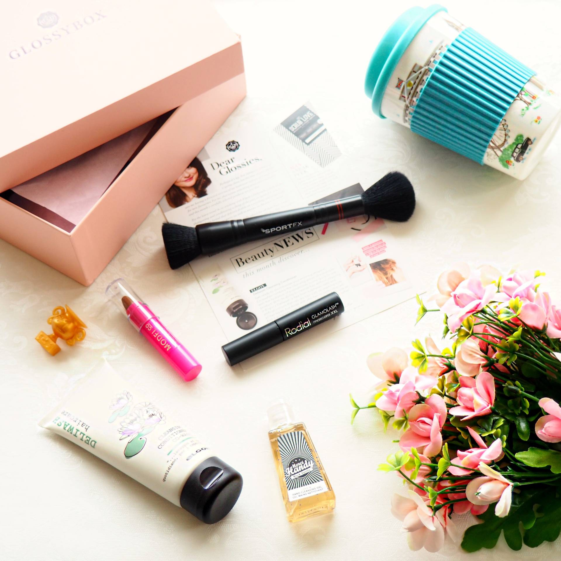Glossybox April 2017 Review